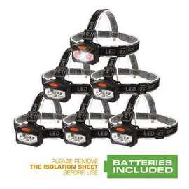 EverBrite-6-pack-3AAA-Super-Bright-LED-Headlamp-Flashlight-with-2-Red-Lights-Batteries-Included-0