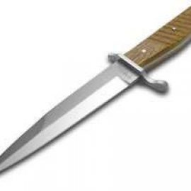 boker trench knife