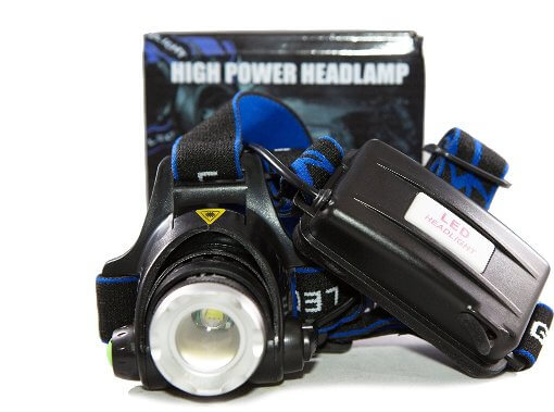 Tactical TL900 Led Headlamp