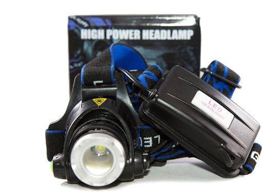 Tactical TL900 Led Headlamp