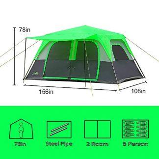 Arctic Monsoon Tent