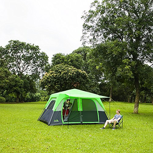 Arctic Monsoon Tent & Arctic Monsoon Tent 8 Person 2 Room - CAMP STUFFS