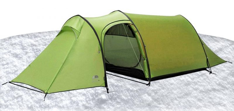 Vango F10 Xenon UL Tent - 2 Person Ultralight Backpacking Cold Weather Tents Winter Tent