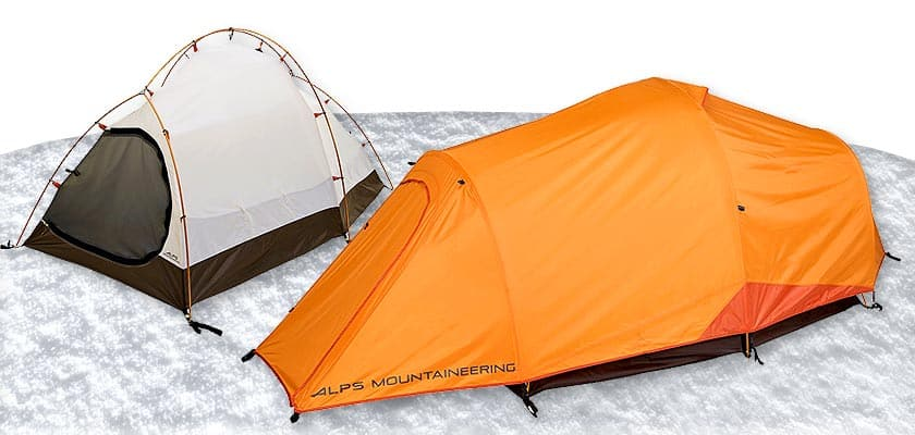 ALPS Mountaineering Tasmanian 3 Person - 4 Season Cold Weather Tents Winter Tents
