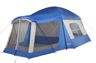 Wenzel 8 Person Klondike Tent – Family Camping Tent