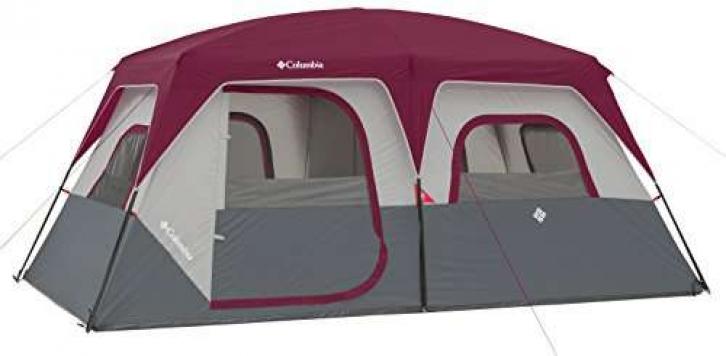 COLUMBIA 8 Person Dome Tent