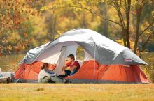 Coleman Red Canyon 8 Person Tent Review