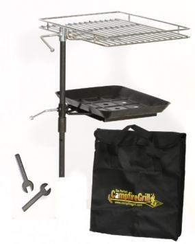 The-Perfect-CampfireGrill-Rebel-Grill-10-Inches-by-12-Inches-0